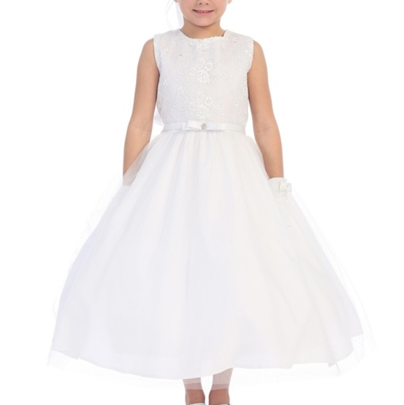 c49c3903382a Tip Top Kids Dresses   New First Communion Dress Size 8   Poshmark